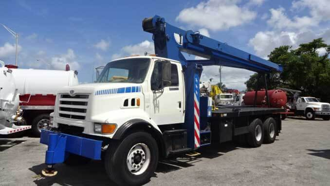 Used Commercial Truck Available for Purchase